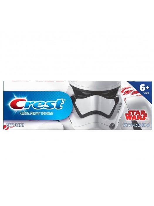 Pasta de Dinti Crest Star Wars  Copii  119gr