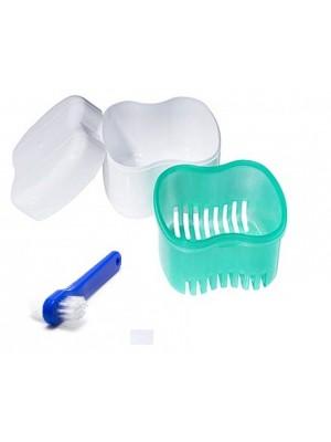 Cutie proteza sau aparat dentar mobil kit
