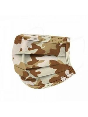 Masti de protectie Camuflaj 50buc/set