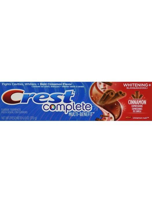 Pasta de dinti Crest Complete Scortisoara 170gr
