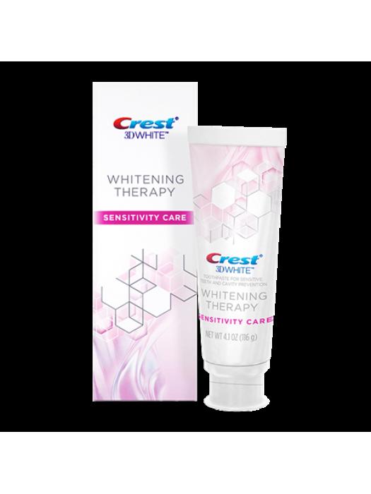 Pasta de Dinti Crest 3D White – Sensitive Therapy - 116gr