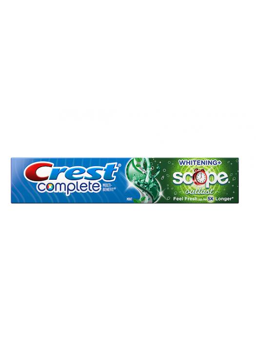 Pasta de dinti Crest Scope Outlast Complete 164gr
