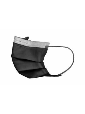 Masti negre de protectie 50buc/cutie
