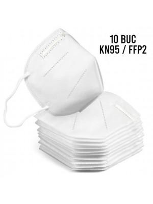 STOC ZERO Masti de protectie reutilizabile N95  10buc/set