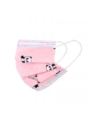 Masti protectie copii Pink Panda 50buc/cutie