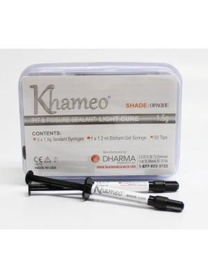Sigilant molari fotopolimerizabil Khameo
