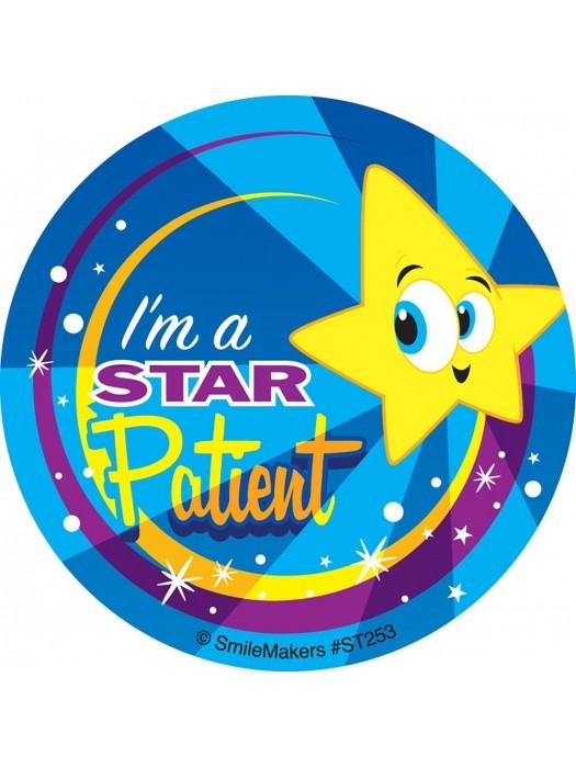 Abtibilduri I'm a star patient 20buc/set