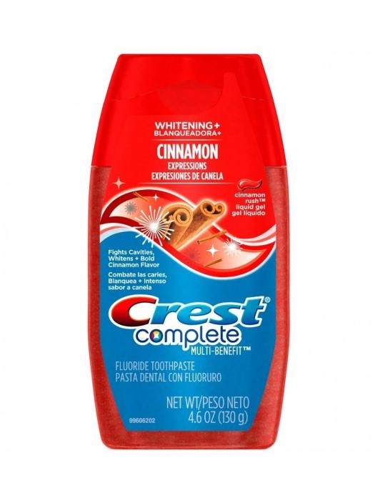 Pasta de Dinti Crest Expressions Cinnamon/Scortisoara – 130gr