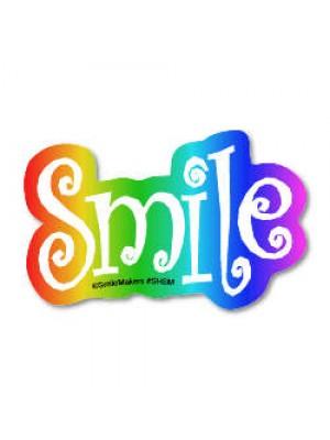 Abtibilduri Smile Rainbow