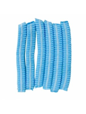 Bonete bufante cu elastic 100buc/set