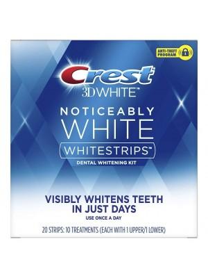 Benzi Crest Whitestrips 3D Noticeably White – Cutie 10 Plicuri
