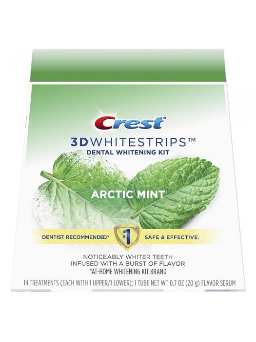 Benzi Crest Whitestrips 3D Arctic Mint