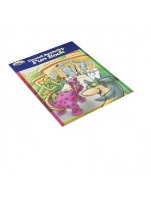 Carte de colorat  Dental Activity