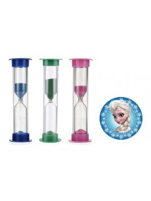 Clepsidre Frozen Elsa Round