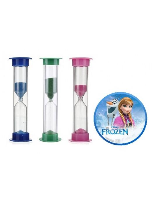 Clepsidre Frozen Elsa Snow Man Round 5 buc/set.