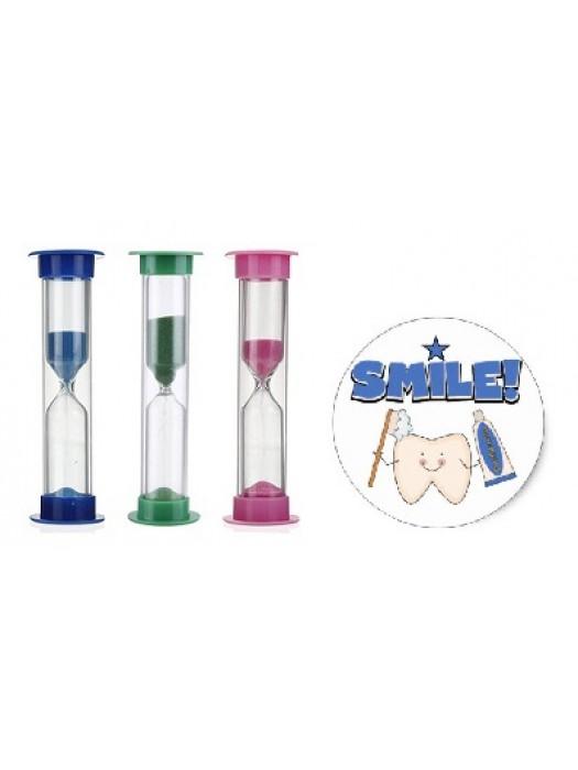 Clepsidra  Smile Molar Header 5 buc/set.