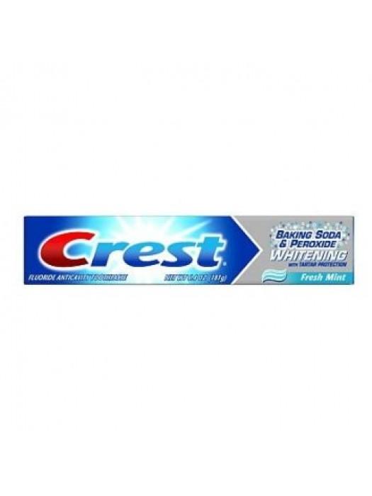 Pasta de dinti Crest bicarbonat de sodiu si peroxid 181gr