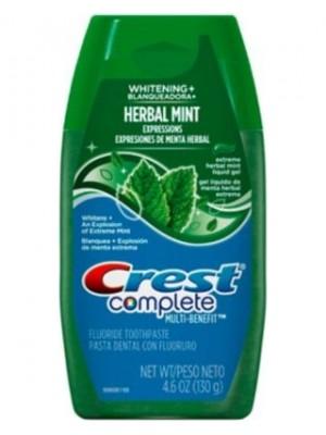 Pasta de dinti Crest Herbal Complete 130gr