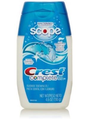 Pasta de dinti Crest Complete Scope Whitening 130gr
