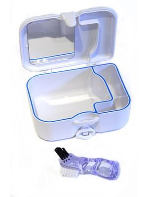Cutie aparat ortodontic mobil sau proteza