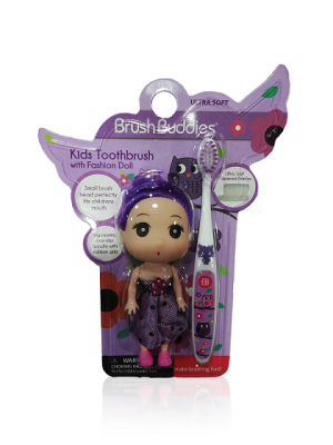 Set igiena dentara copii 3-6 ani Doll  fete SUA
