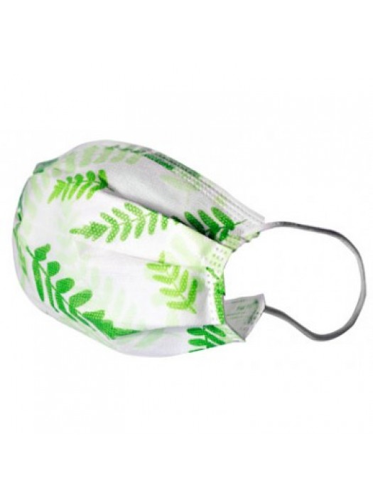 Masca protectie verde