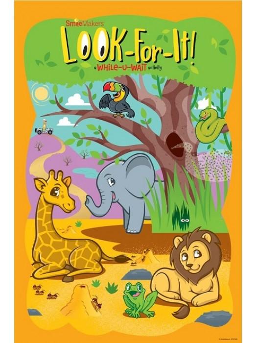 Poster Jungle Friends
