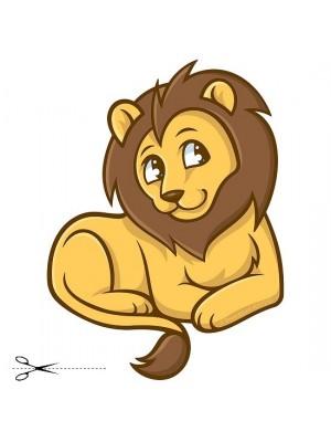 Autocolant Lion 35cm/40cm