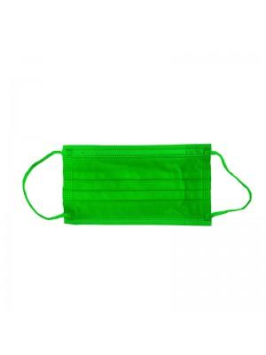 Masti de protectie colorate VERDE 50buc/set