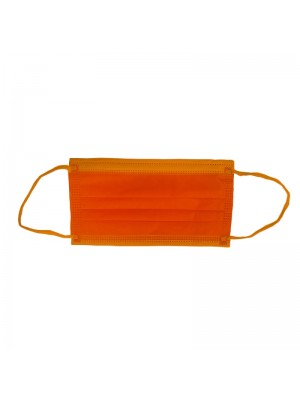 Masti de protectie colorate ORANGE 50buc/set
