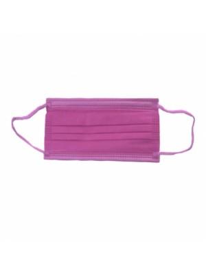 Masti de protectie colorate ROZ 50buc/set