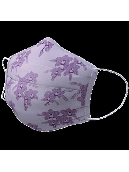 Masti de protectie hexagon lavanda