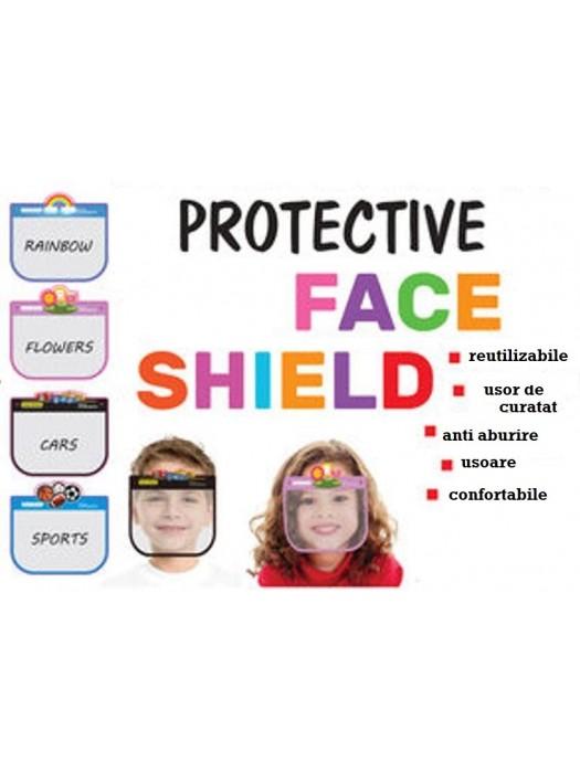 Masti de protectie ecran pentru copii Face Shield SUA