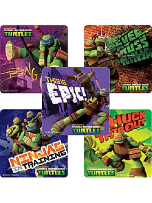 Abtibilduri Turtles Ninja
