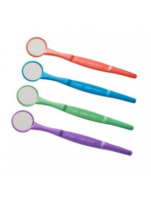Oglinzi plastic colorate set 10 buc