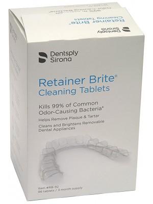 Tablete igienizare aparat dentar