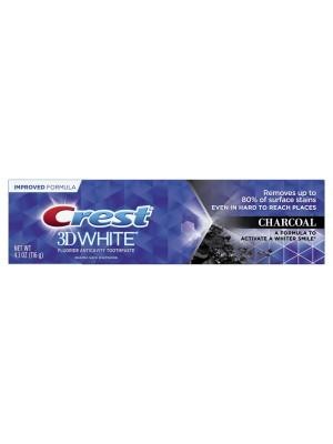 Pasta de Dinti Crest 3D White – Pro Health Charcoal, Carbune Activ – 116gr