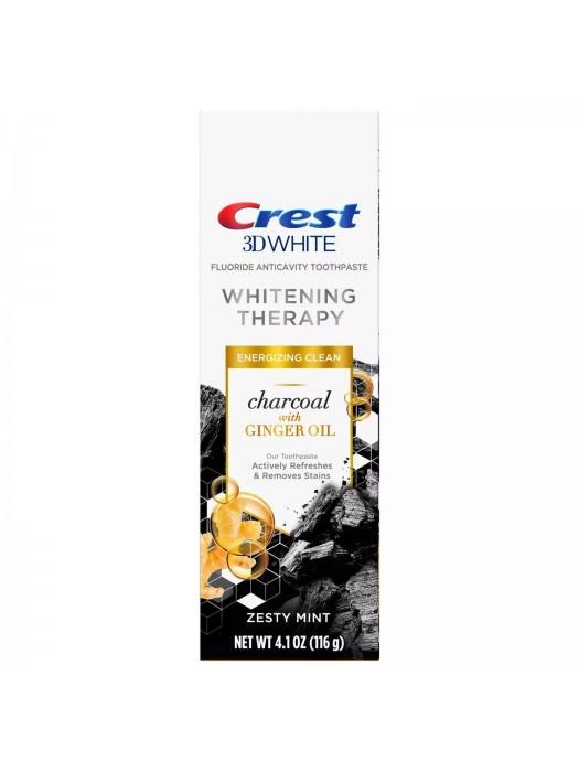 Pasta de Dinti Crest 3D Whitening Therapy Ulei de Ghimbir 116gr