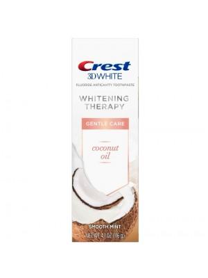 Pasta de Dinti Crest 3D White  Ulei din Nuca de Cocos 116gr