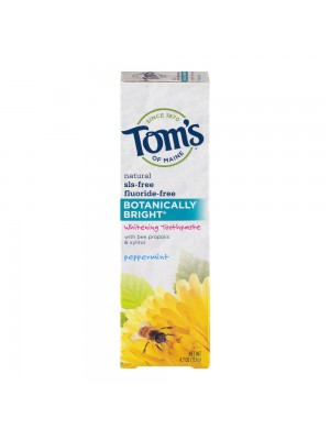 Pasta de dinti Tom's Of Maine Botanically Bright 133gr