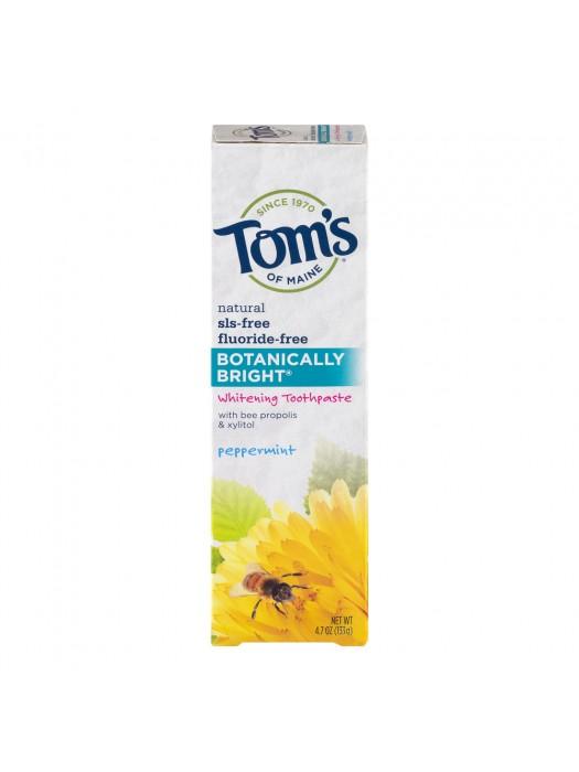 Pasta de dinti Tom's Of Maine Botanically Bright 133gr