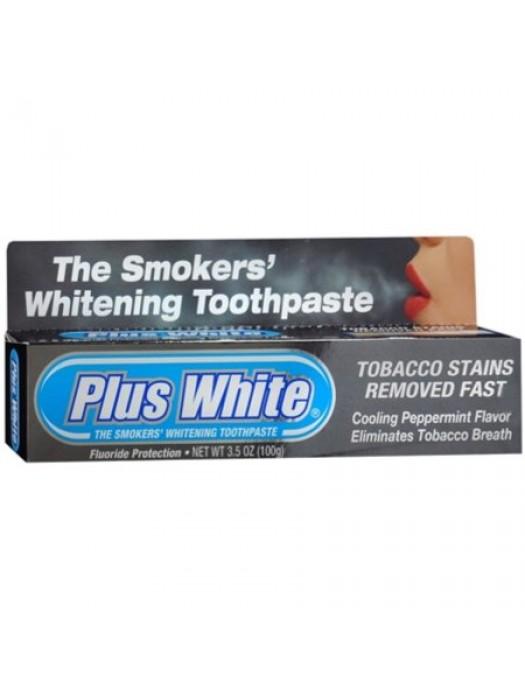 Pasta de dinti pentru fumatori PLUS WHITE 100gr