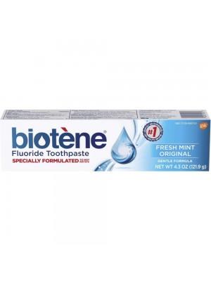 Pasta de Dinti Biotene Fresh Mint Original, pentru Gura Uscata, 122gr