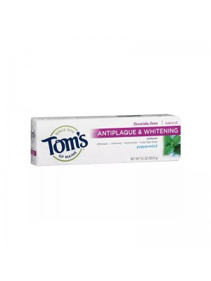 Pasta de Dinti Tom's of Maine Antiplaque Whitening 155gr