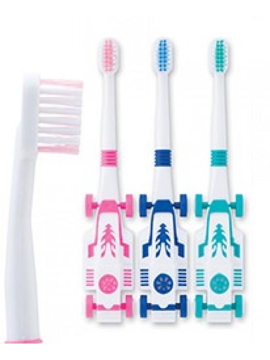 Periute de dinti copii maner masinute