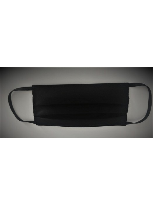 Masti textile protectie negre BBC