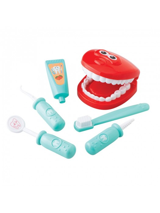 Set educatie dentara Smiley Kit