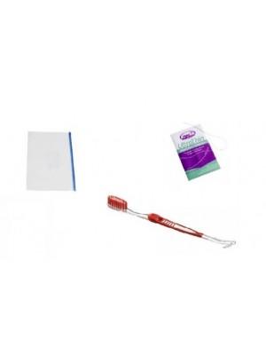 Igiena aparate ortodontice Zipp Pouch  10 buc