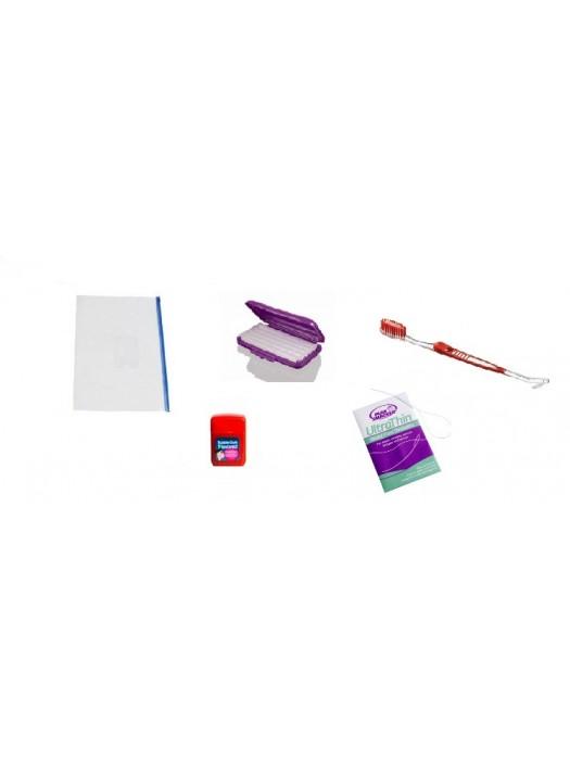 Igiena aparate ortodontice compact
