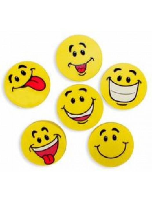 Radiera smiley